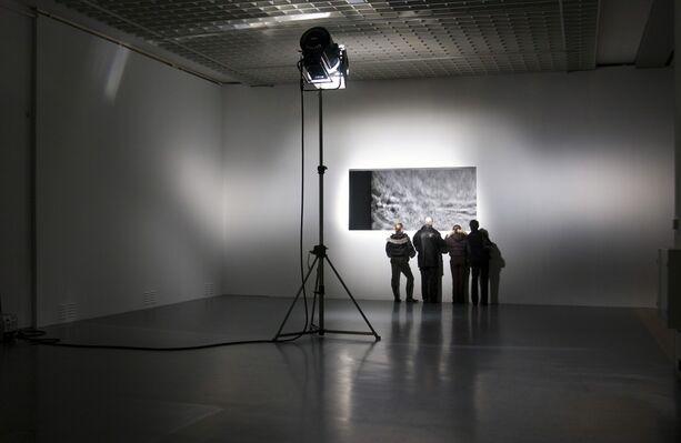 Olafur Eliasson – Notion Motion, installation view