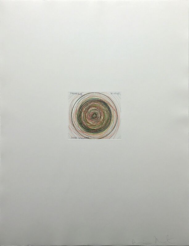 Damien Hirst, 'Circles in the sand ', 2002, Print, Etching on 350gsm Hahnmuhle paper, DTR Modern Galleries