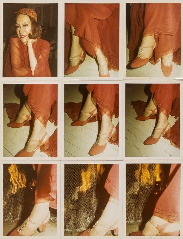 Antonio Lopez Gloria Swanson 1970s Artsy