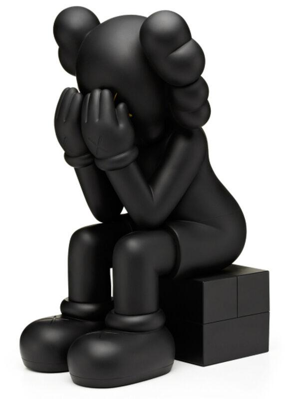 KAWS, 'Passing Through (Black)', 2013, Other, Cast vinyl, MSP Modern Gallery Auction