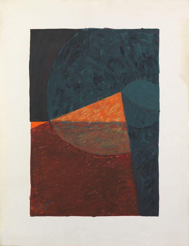 Joseph Lacasse, 'Composition', 1940, Painting, Guache on paper, Whitford Fine Art