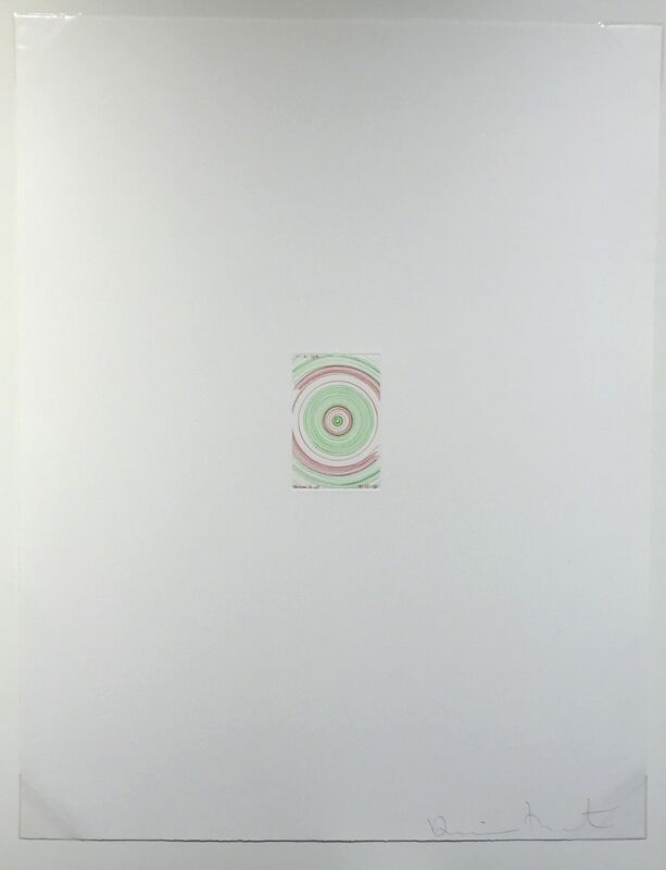 Damien Hirst, 'In a Spin, from In a Spin', 2002, Print, Spin Etching, Gregg Shienbaum Fine Art