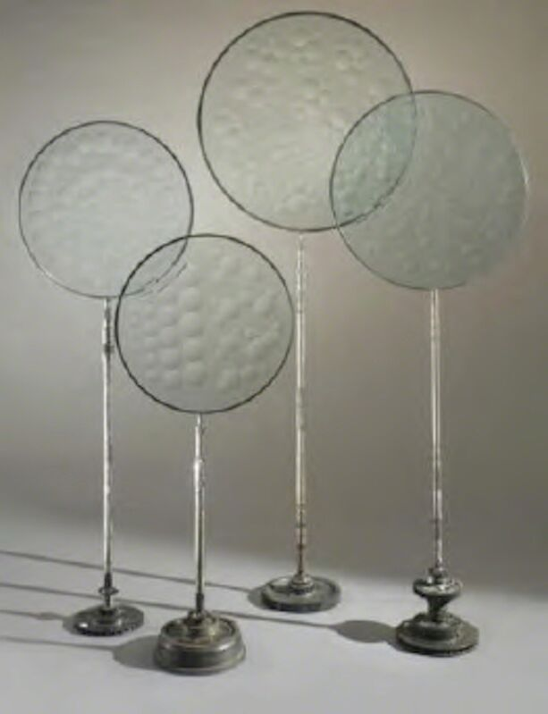 Feliciano Bejar, 'Magiscopios', ca. 1990s, Design/Decorative Art, Steel and glass, Sebastian + Barquet