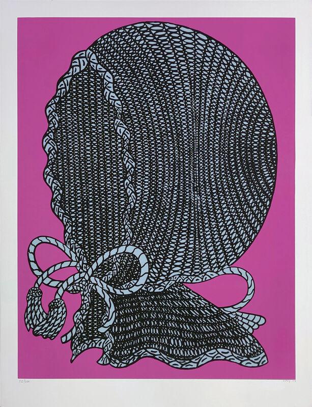 William Nelson Copley, 'BABY BONNET', 1978, Print, SCREENPRINT, Gallery Art