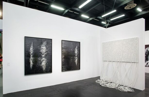 CONRADS at Art Cologne 2018, installation view
