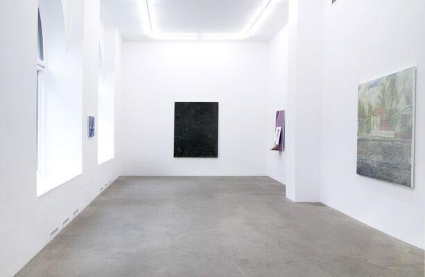 Ditte Ejlerskov, installation view