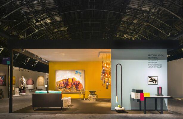 Friedman Benda at The Salon Art + Design 2018, installation view