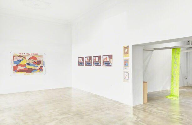 Clueless by Sara Andreasson feat. Ellen Dynebrink, installation view