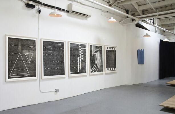 Drawn Lots, installation view