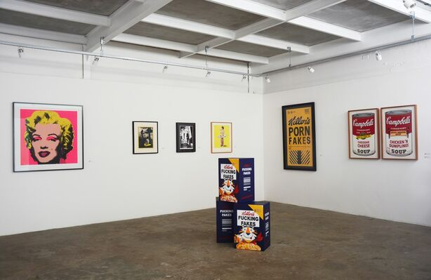 TERREHAUTE | HIGHLAND:POP ART, installation view