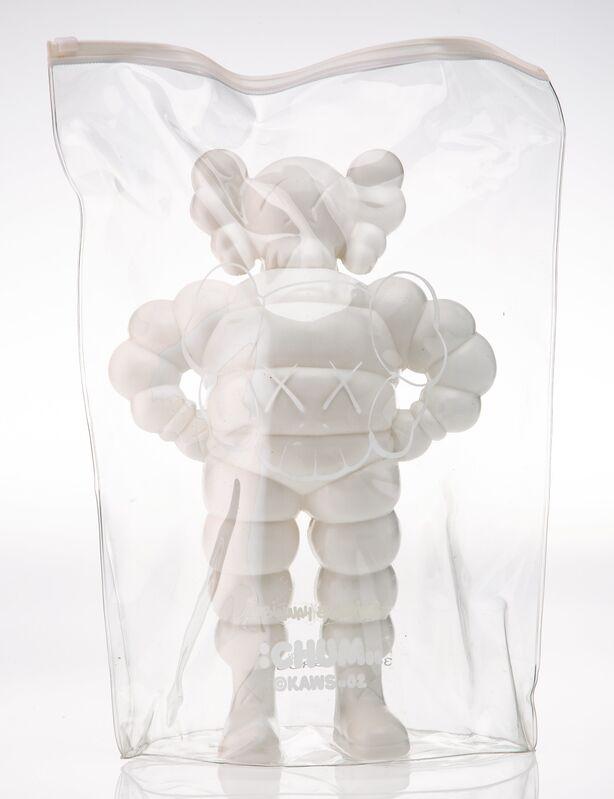 KAWS, 'Chum (White)', 2002, Sculpture, Cast vinyl, Heritage Auctions
