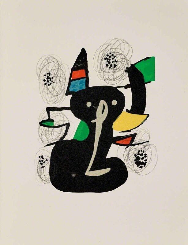 Joan Miró, 'Untitled (La Mélodie Acide, M.1214)', 1980, Print, Lithograph, Martin Lawrence Galleries