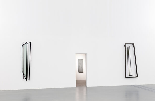 In Ambiguous Sight 模棱, installation view