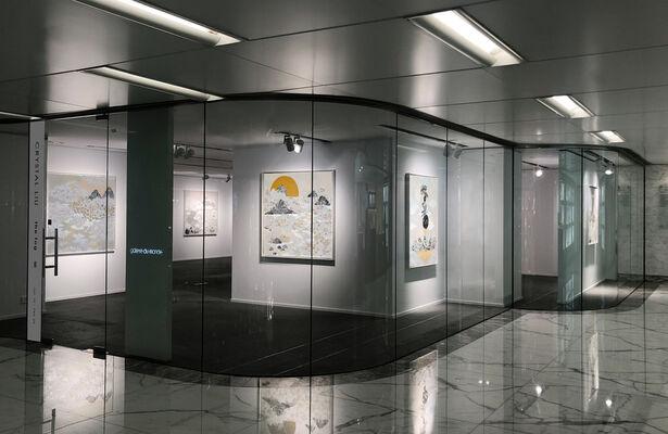 """Crystal Liu """"the fog"""", installation view"""