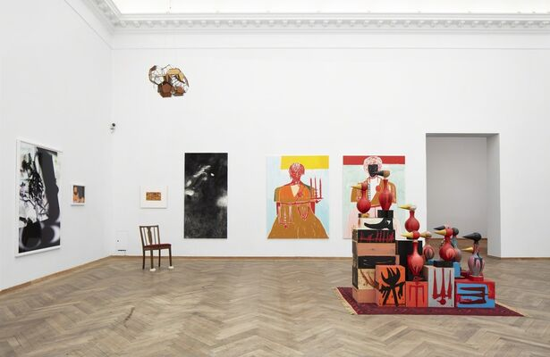 Andersen's  at CHART | ART FAIR 2018, installation view
