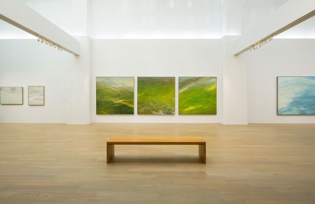 Reflecting the Heart Through Landscape – LIN Wei-Hsiang Solo Exhibition, installation view