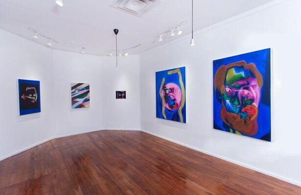 Notes on Love, installation view