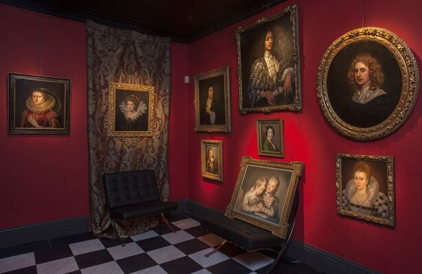 Old Masters | New Collectors, installation view