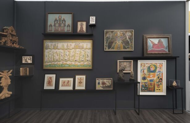 The Gallery of Everything     at Frieze Masters 2016, installation view