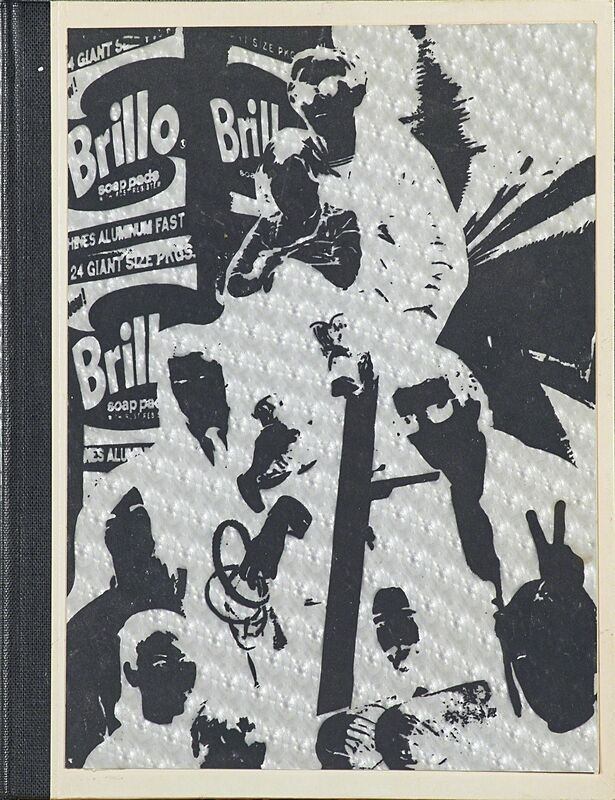 Andy Warhol, 'Index (Book)', 1967, Books and Portfolios, Hardcover (illustrated with holographic image affixed to the cover), Rago/Wright
