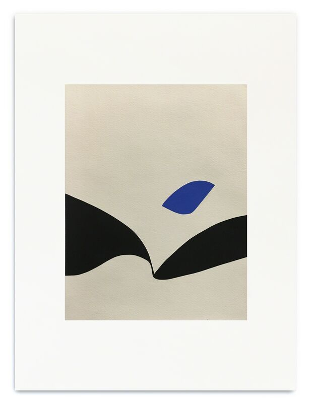 Senem Oezdogan, 'New York Note / 8', 2019, Painting, Acrylic on paper, Uprise Art