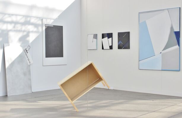 Christine König Galerie at CODE Art Fair 2018, installation view