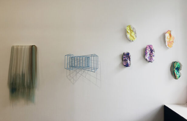 The Flat - Massimo Carasi at Bienvenue 2019, installation view