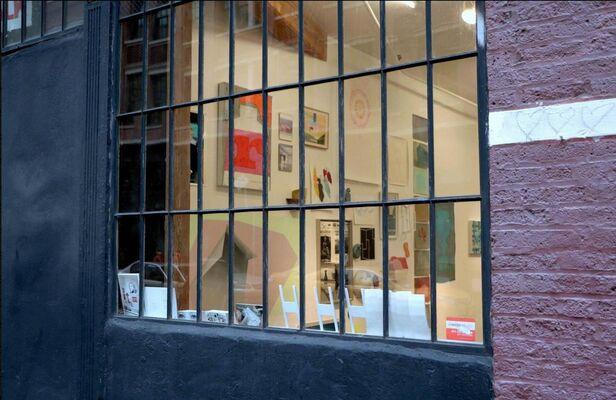 Galerie Pixi - Marie Victoire Poliakoff at Salon Zürcher | New York 2016, installation view
