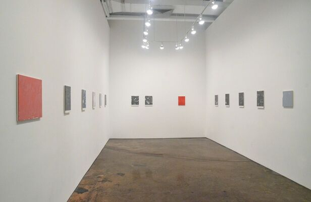Michael Brennan: Late Spring, installation view