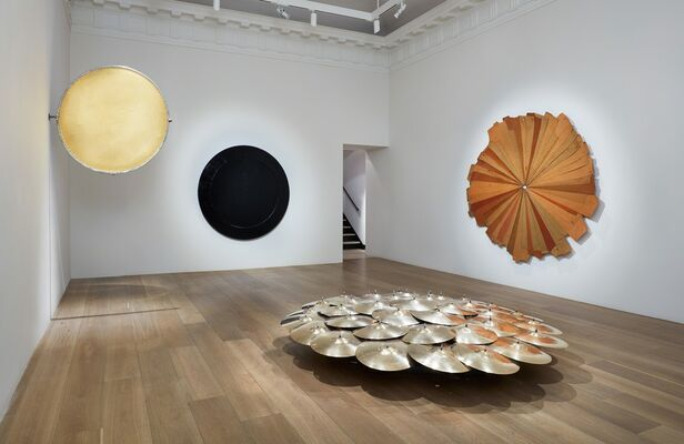 Terry Adkins: The Smooth, The Cut, and The Assembled, installation view