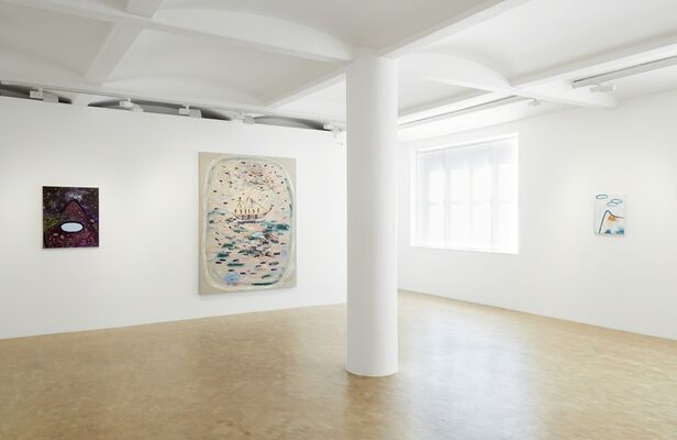 Ana Prata: Gone Astray, installation view