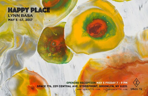 Happy Place - Lynn Basa's Solo Exhibition, installation view