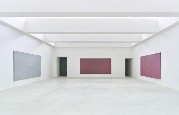 Michel Mouffe, installation view