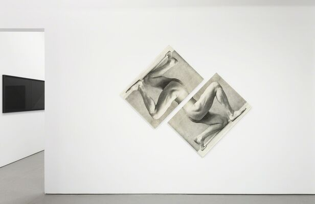 Mathieu Beauséjour, Horizon perdu, installation view