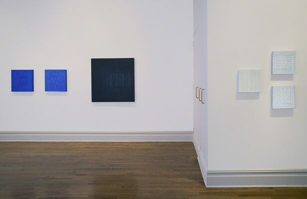 Edda Renouf: Sounds of Time, installation view