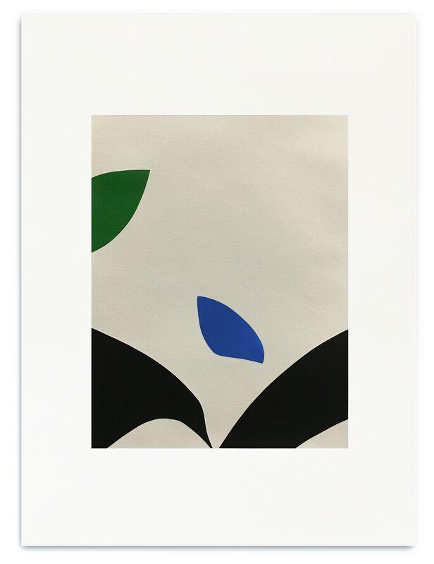 Senem Oezdogan, 'New York Note / 1', 2019, Painting, Acrylic on paper, Uprise Art