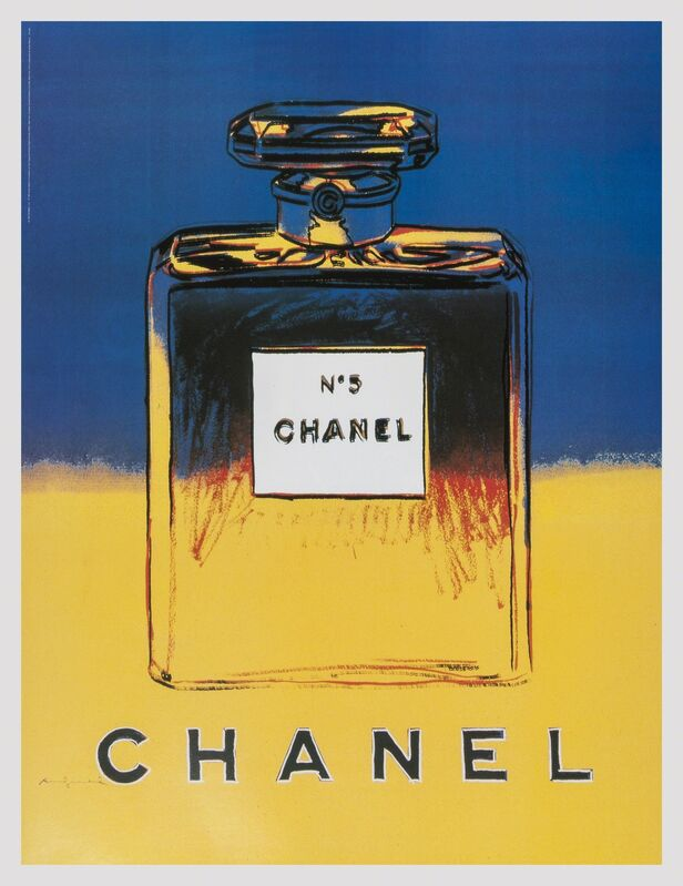 Andy Warhol, 'Channel No.5 (Sunday B. Morning)', Print, Four offset lithographs printed in colours, Forum Auctions