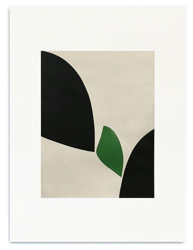 Senem Oezdogan, 'New York Note / 2', 2019, Painting, Acrylic on paper, Uprise Art