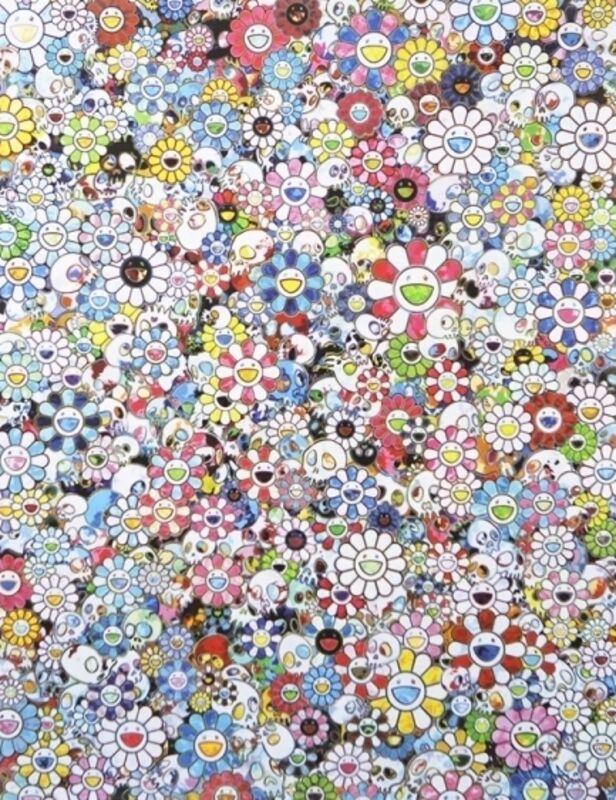 Takashi Murakami, 'This Merciless World', 2016, Print, Offset print, Vogtle Contemporary