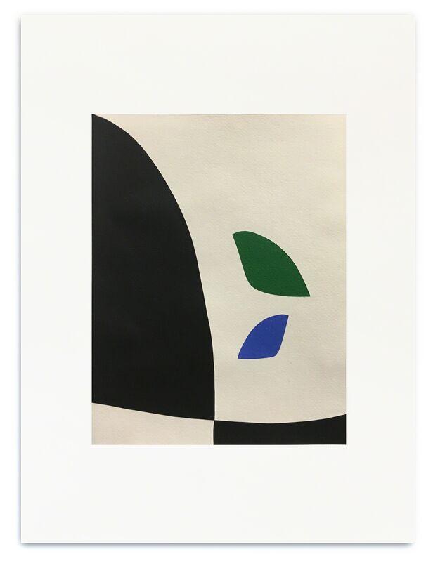 Senem Oezdogan, 'New York Note / 4', 2019, Painting, Acrylic on paper, Uprise Art