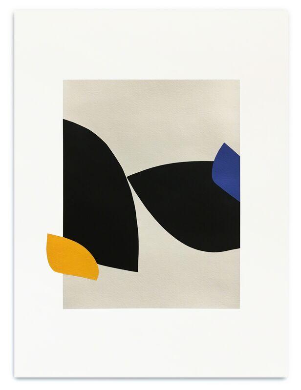 Senem Oezdogan, 'New York Note / 3', 2019, Painting, Acrylic on paper, Uprise Art