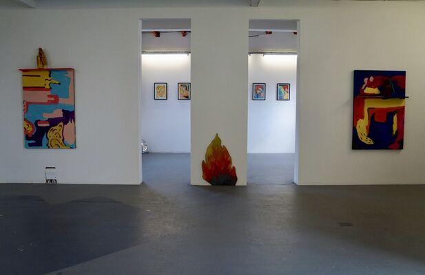 Yoan SORIN - Quand le soleil s'éteint, installation view