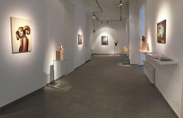 DAIMON | Claudia Giraudo & Matthias Verginer, installation view