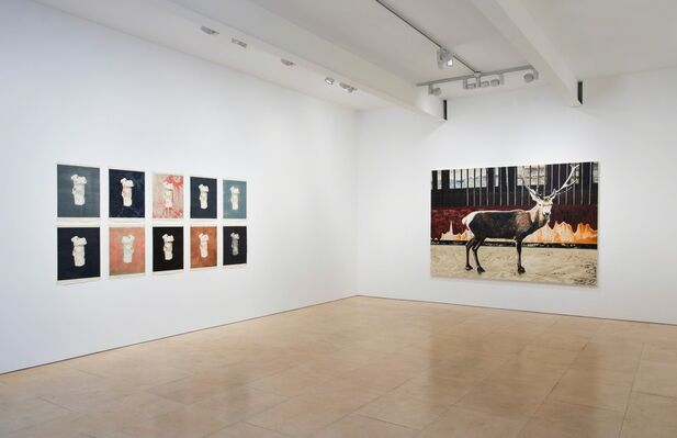 Mamma Andersson, installation view