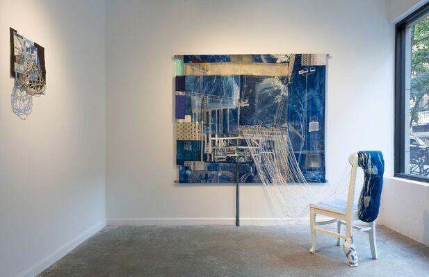 Fran Siegel: Superimposition, installation view