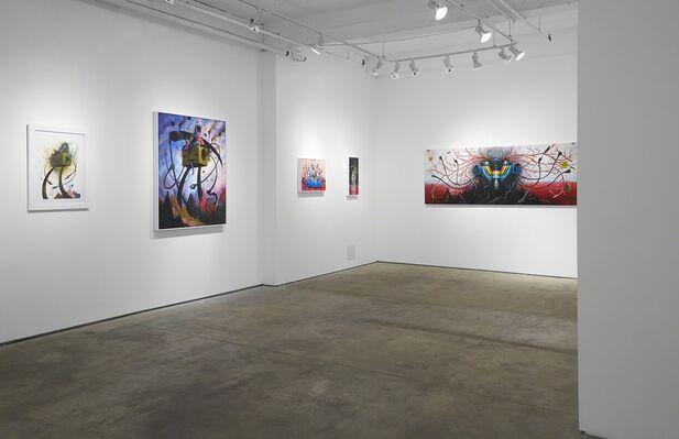 Jeff Soto: THE SOTOFISH SOCIETY, installation view