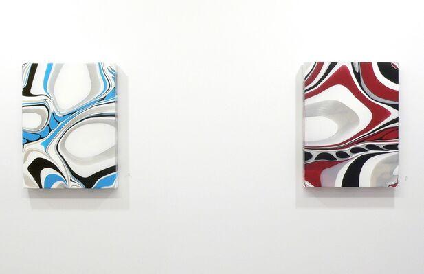 James Lecce, installation view