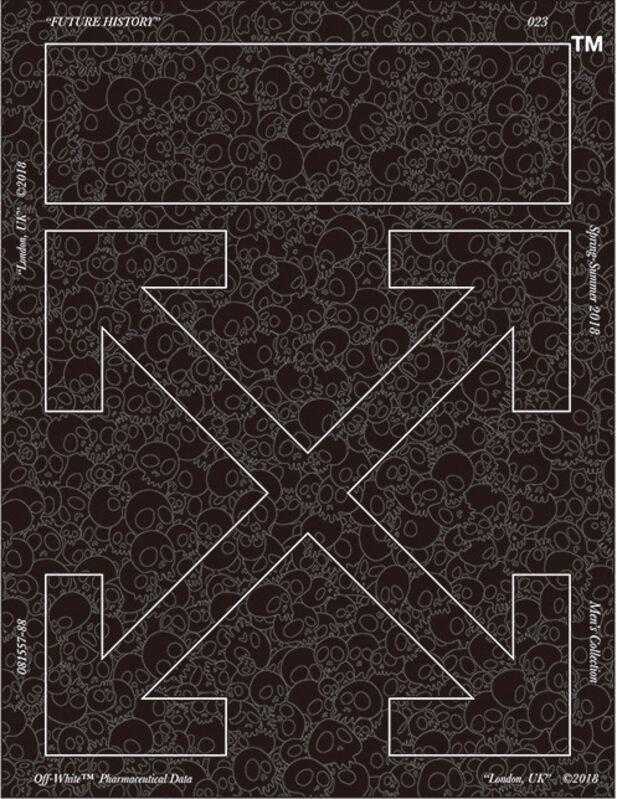 Takashi Murakami, 'Memento Mori: Stone Black', 2018, Print, Silkscreen, Dope! Gallery