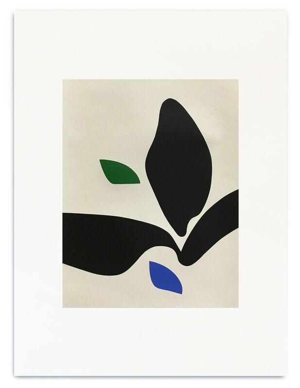 Senem Oezdogan, 'New York Note / 5', 2019, Painting, Acrylic on paper, Uprise Art