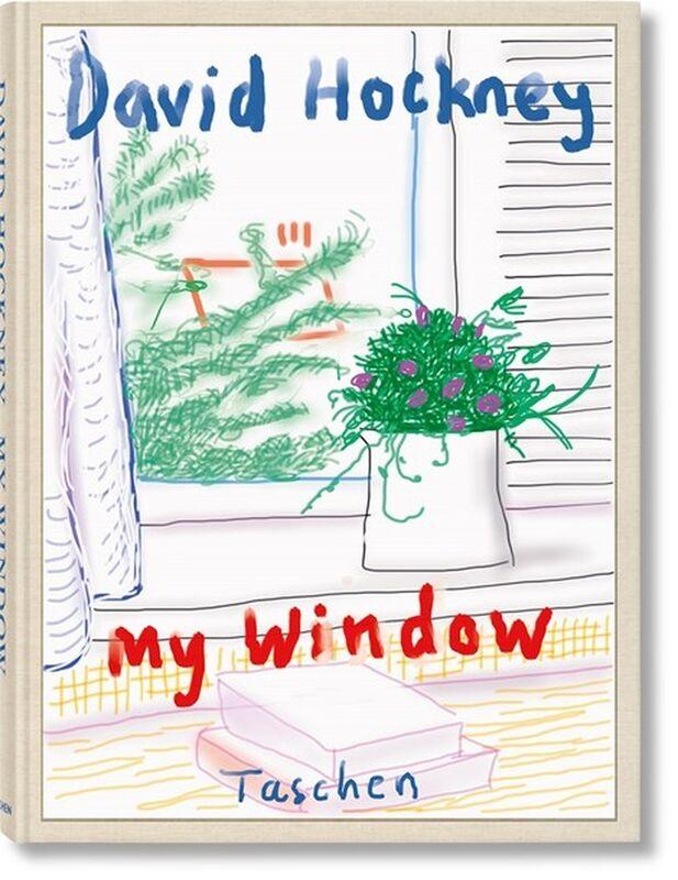 David Hockney, 'My Window', 2019, Books and Portfolios, Deluxe hardcover book, Forum Auctions
